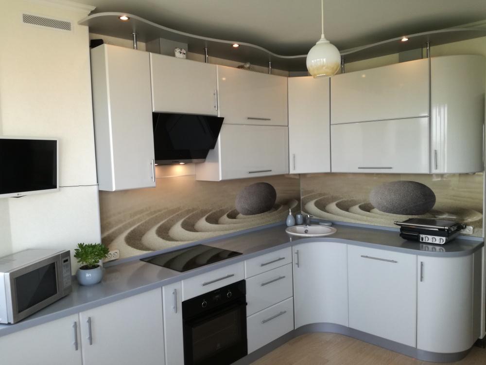 кандидатов реальные дизайны угловых глянцевых кухонь фото наши дни существует